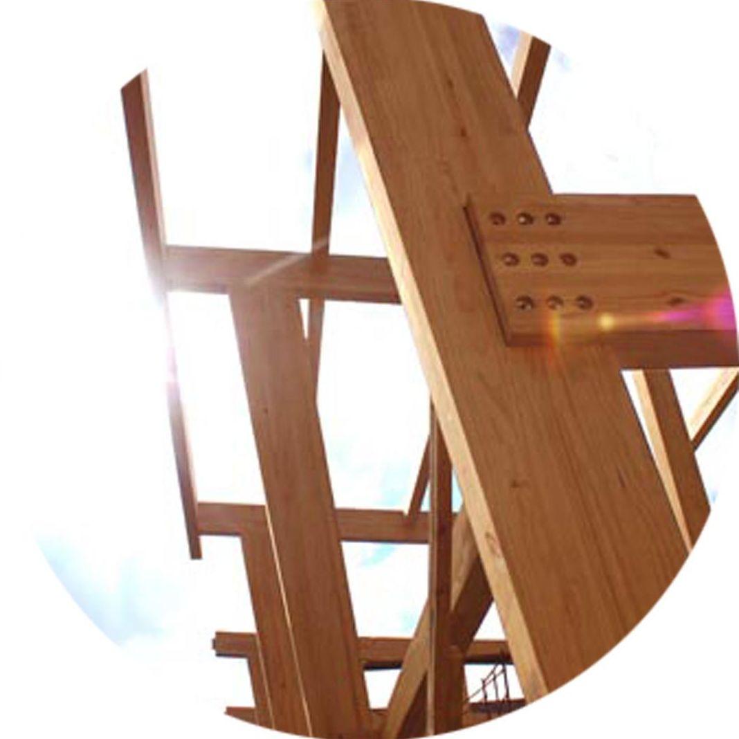 Fabricantes estructuras de madera tenerife