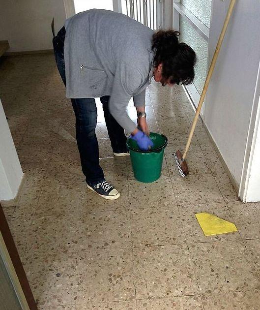 Limpieza de comunidades en Tenerife