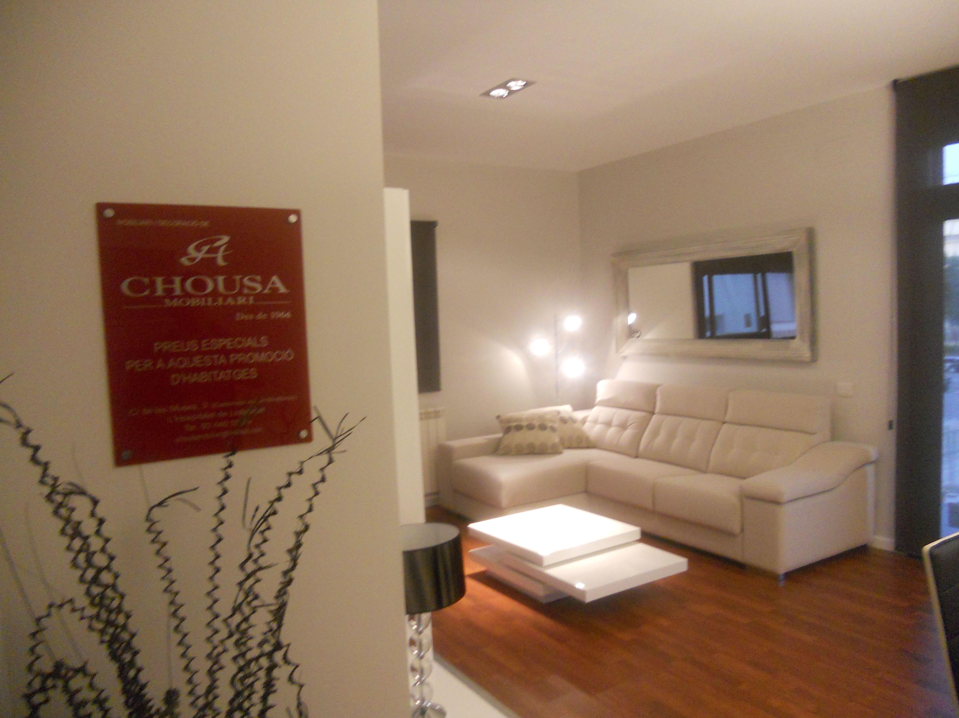 Foto 3 de Tienda de muebles en L'Hospitalet de Llobregat | Chousa