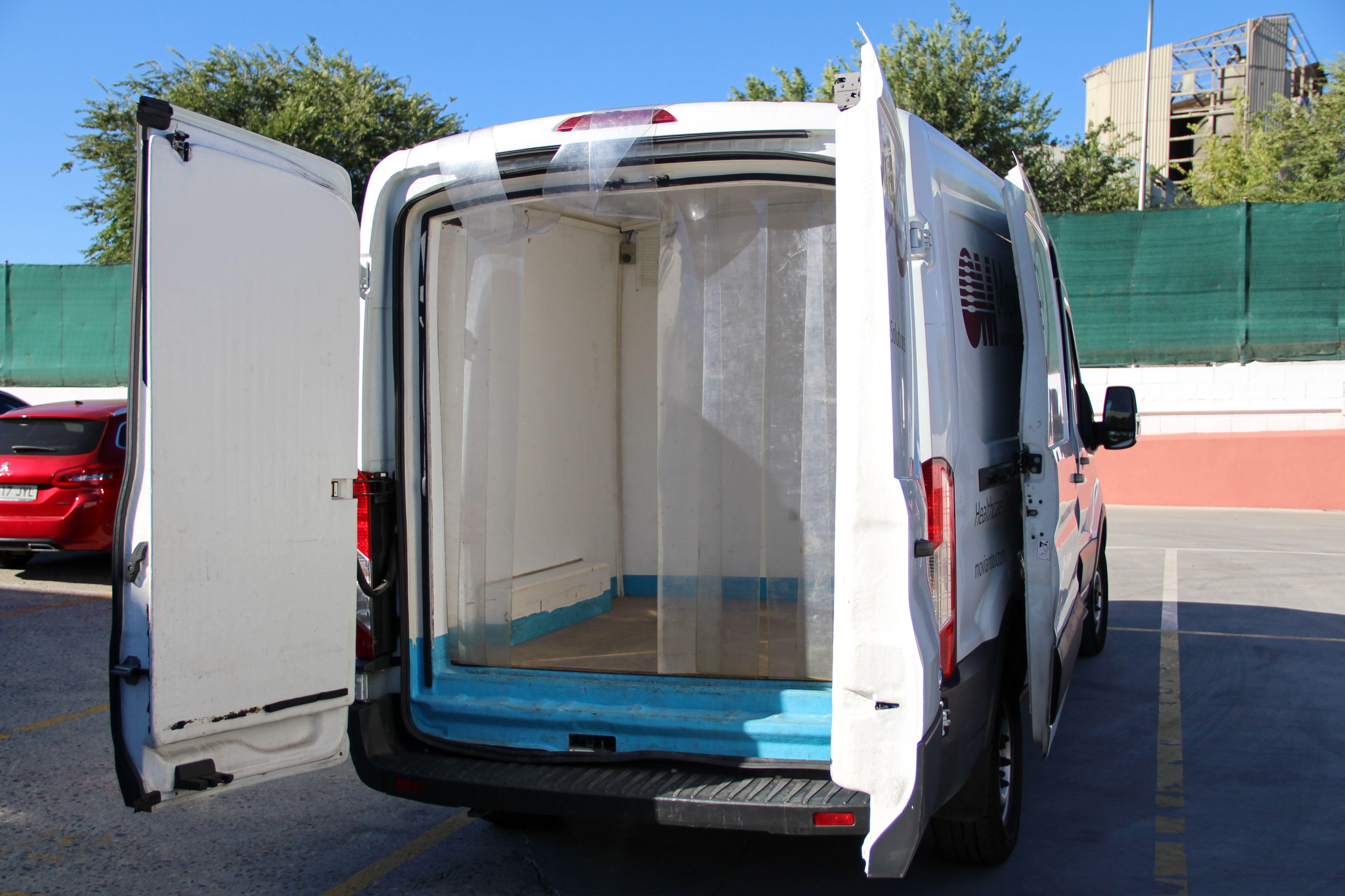 Celda frigorífica Transfel 2.0