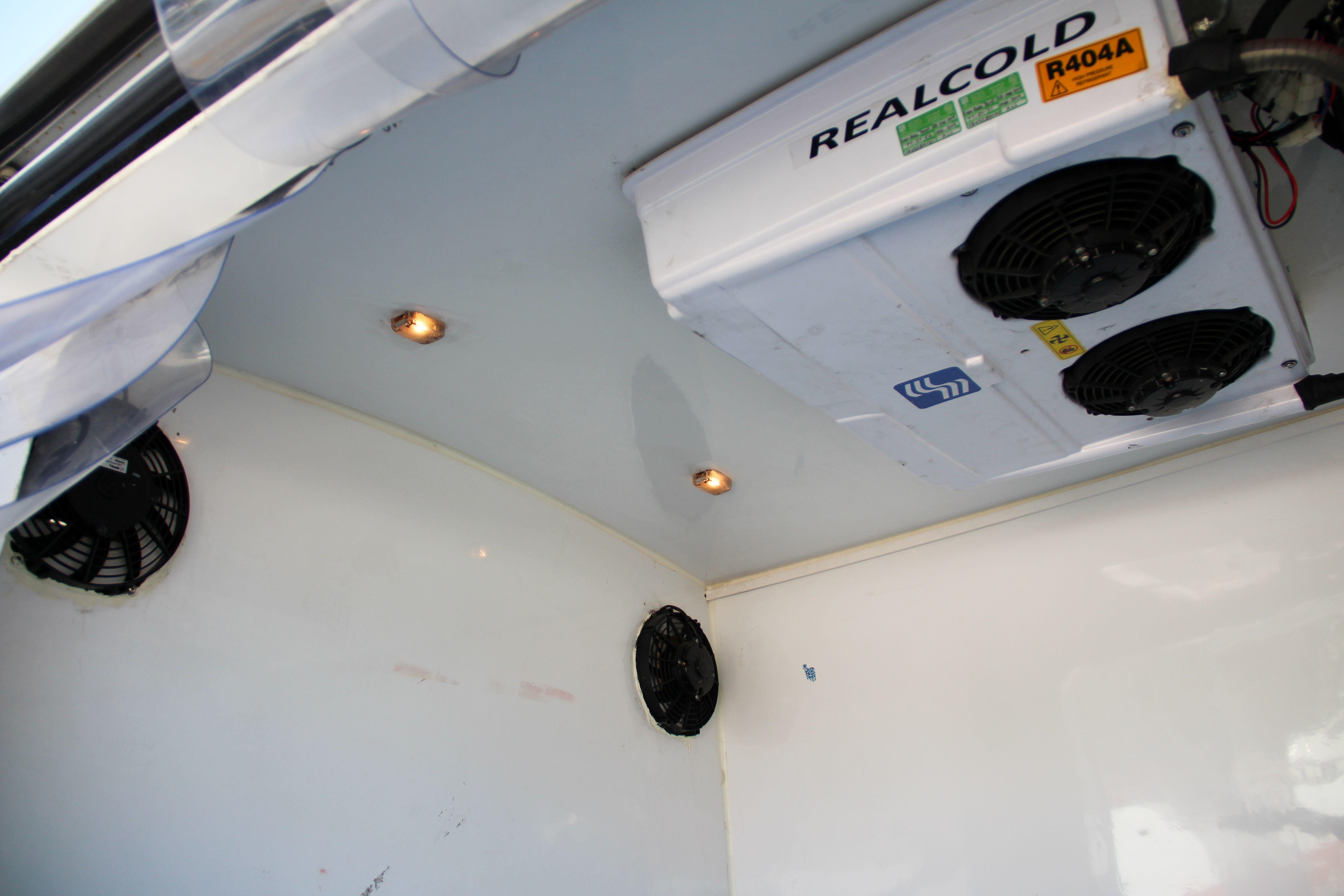 Sistema de refrigeración Transfel 2.0