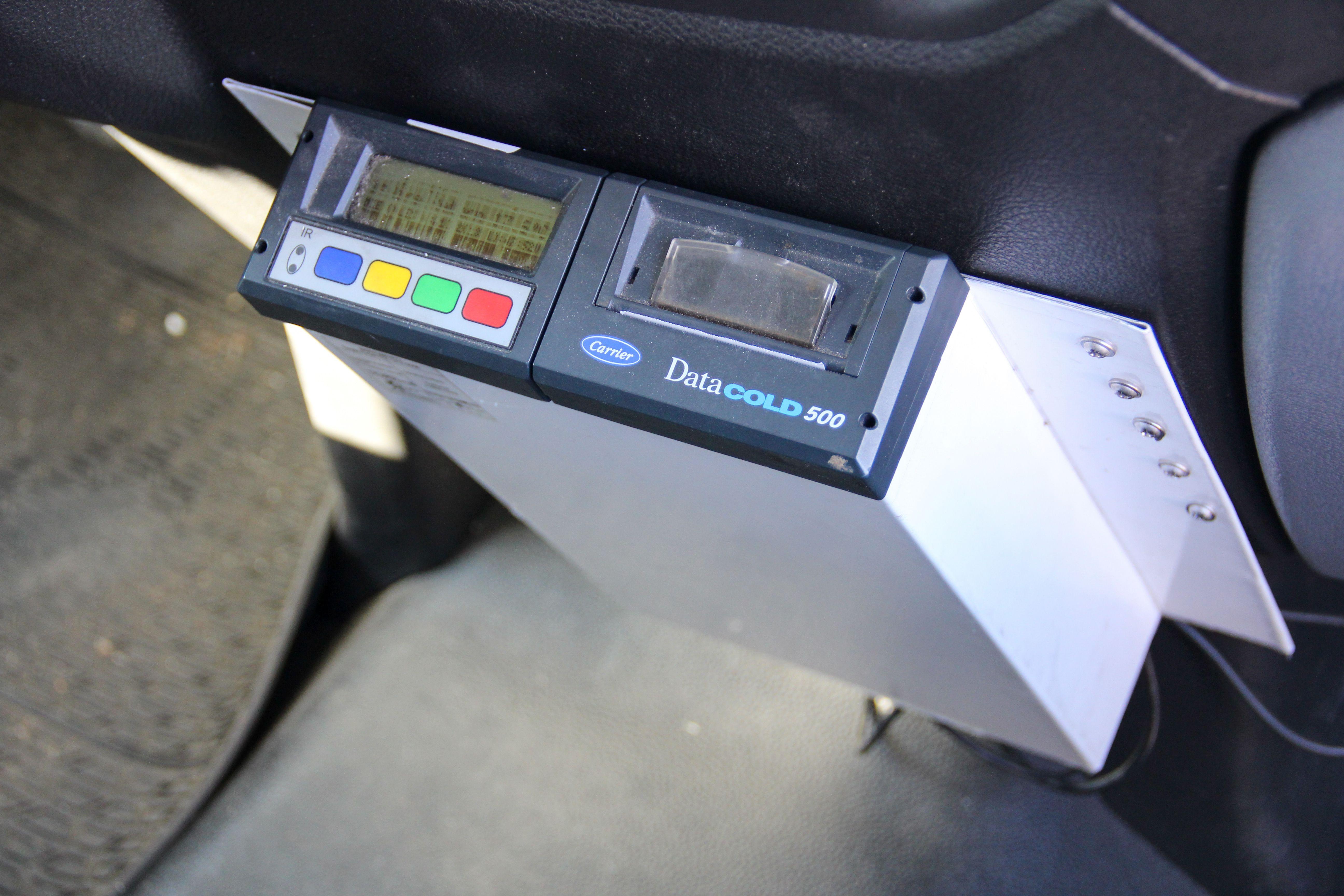 Medidor temperatura Transfel 2.0