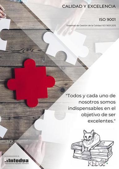 NORMAS ISO 9001, 14001y 27001
