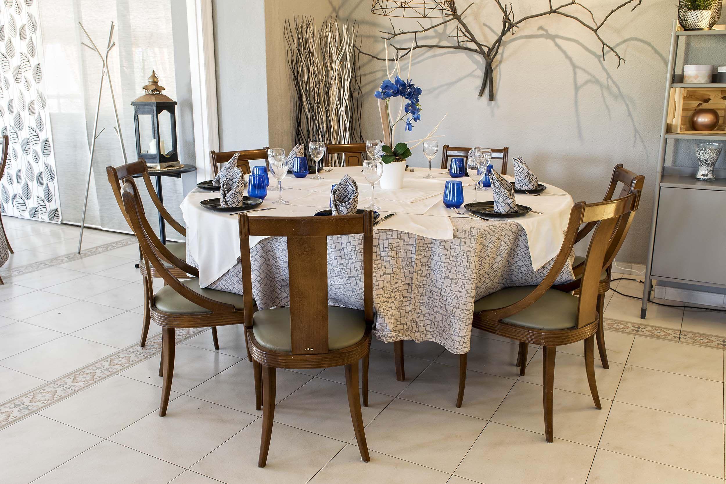 Restaurante con gran salón para celebraciones en Elche