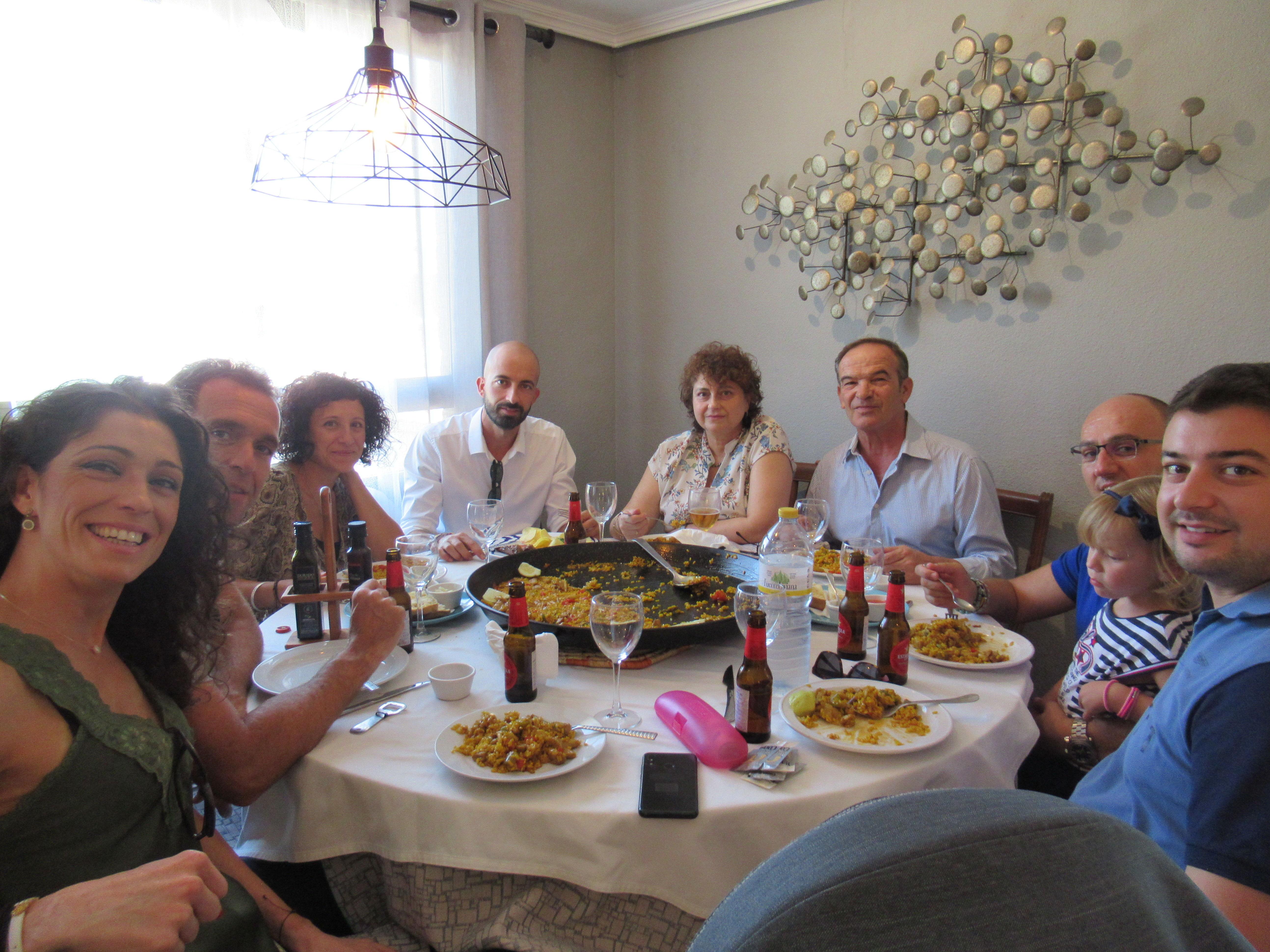 Maria, manuel y familia, gracias por visitarnos!!