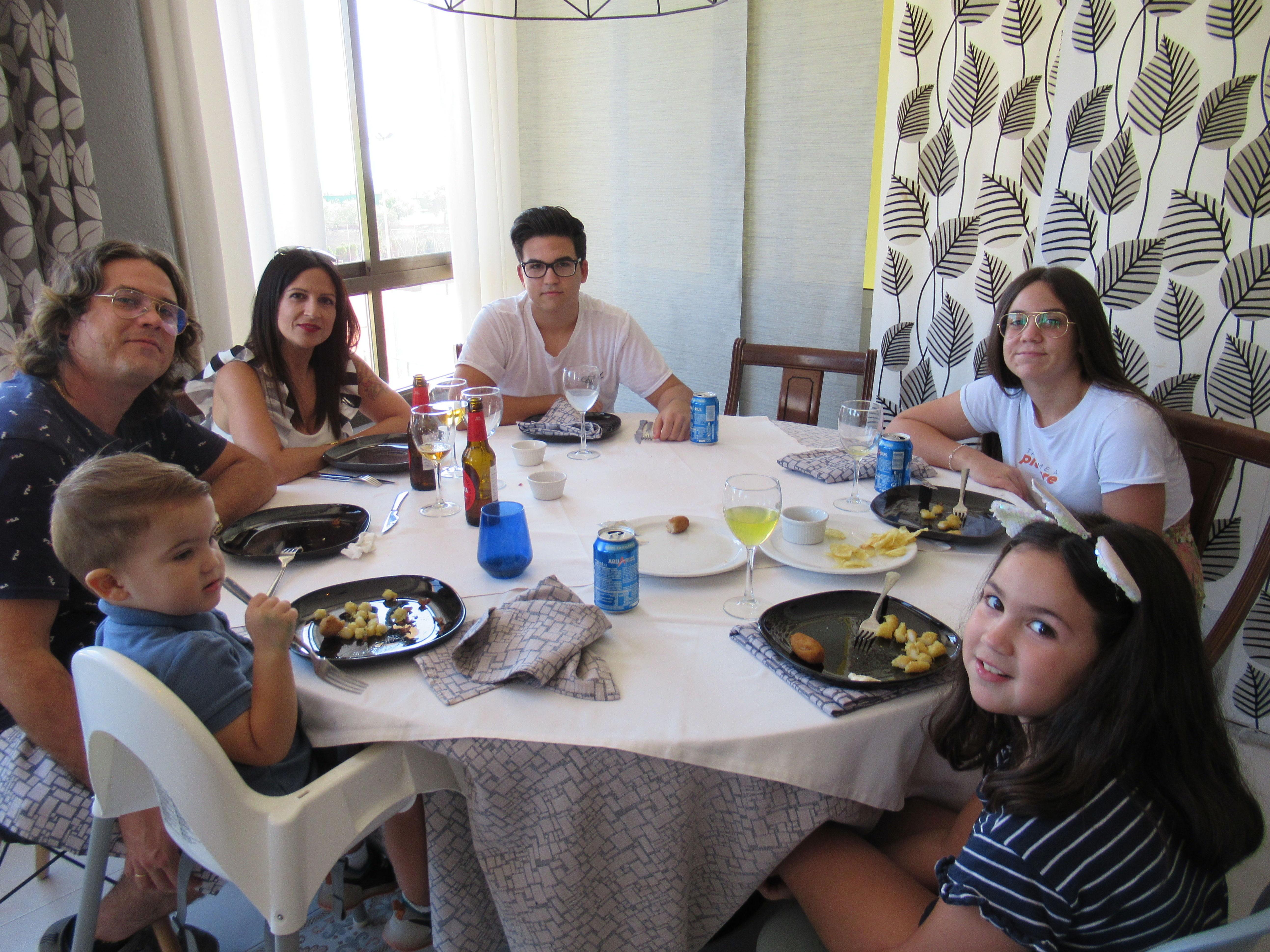 Jose y familia, gracias por elegirnos!!