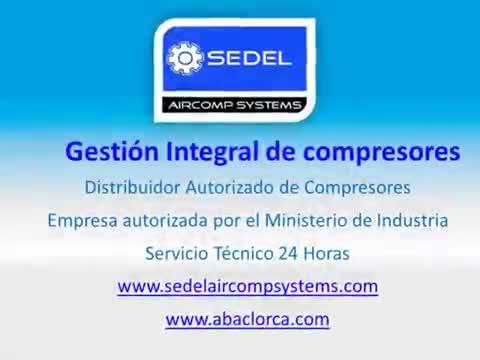 Compresores Serie Genesis: Productos y servicios de Sedel Aircomp Systems, S.L. }}