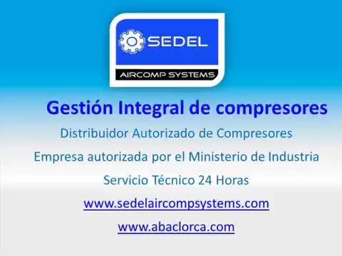 Compresores Serie Formula: Productos y servicios de Sedel Aircomp Systems, S.L. }}