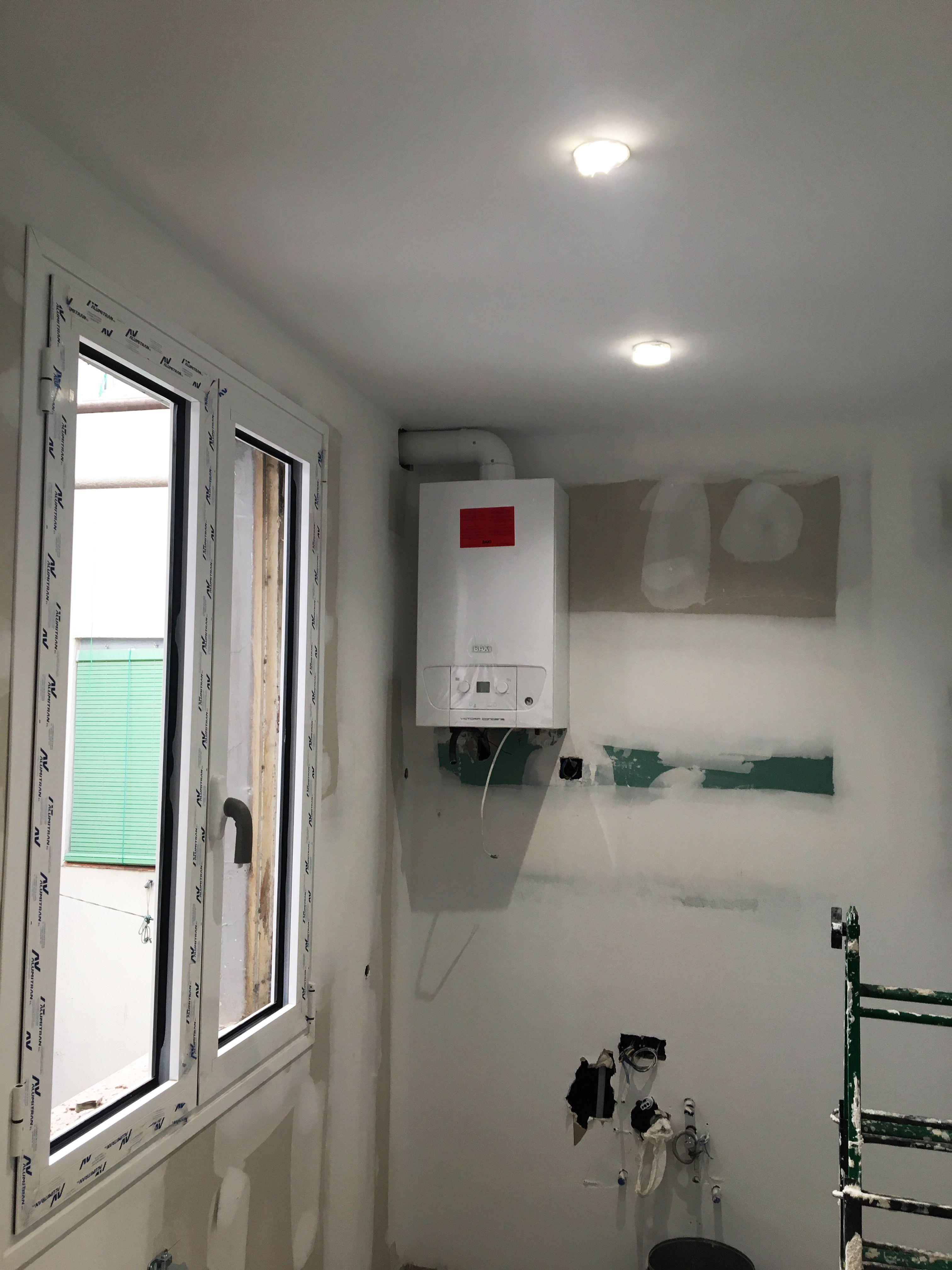 Instalación y mantenimiento de calderas en Madrid