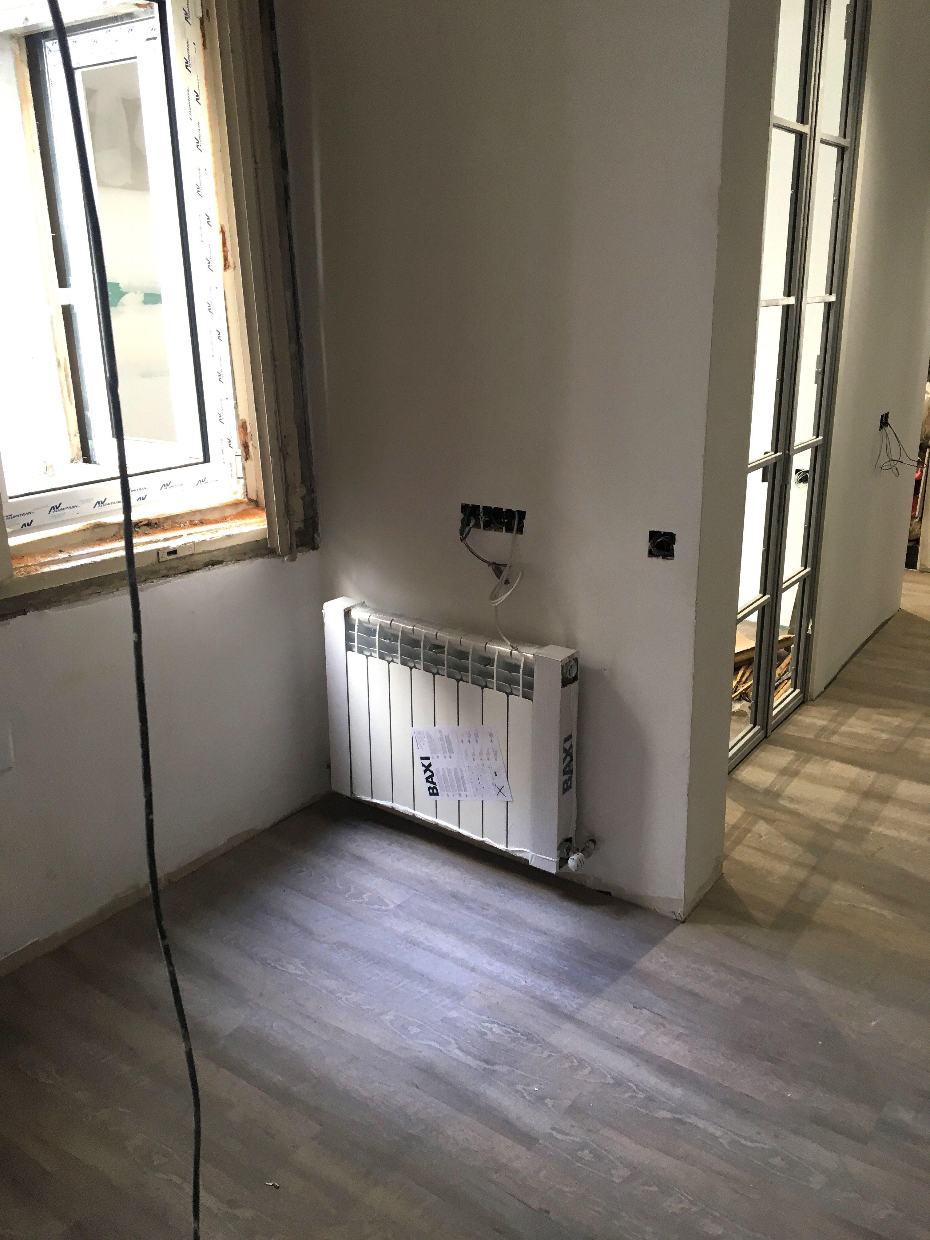 Montaje y mantenimiento de calefacciones en Madrid
