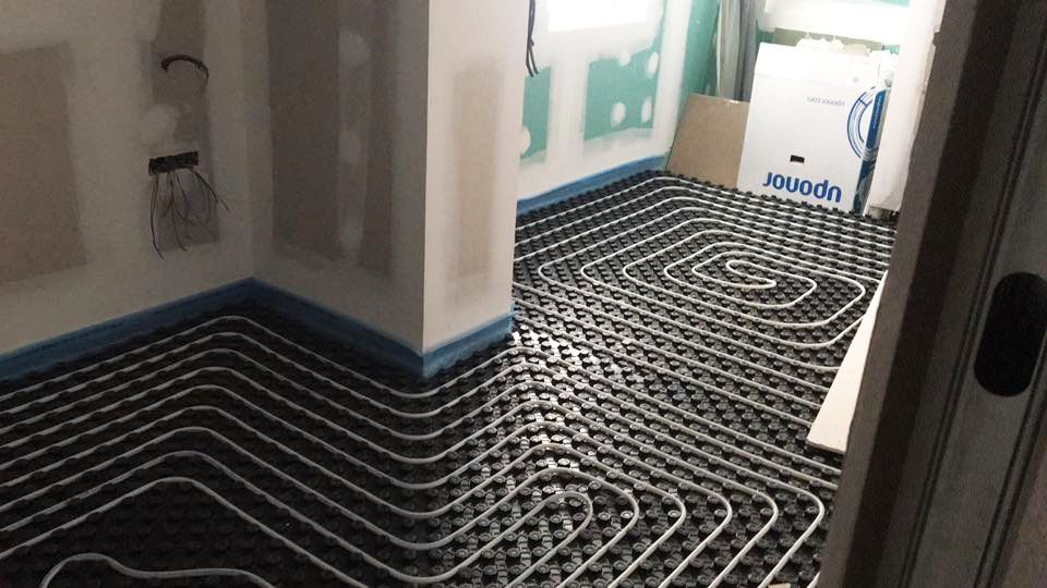 Instalaciones de calefacción por suelo radiante en Alcorcón