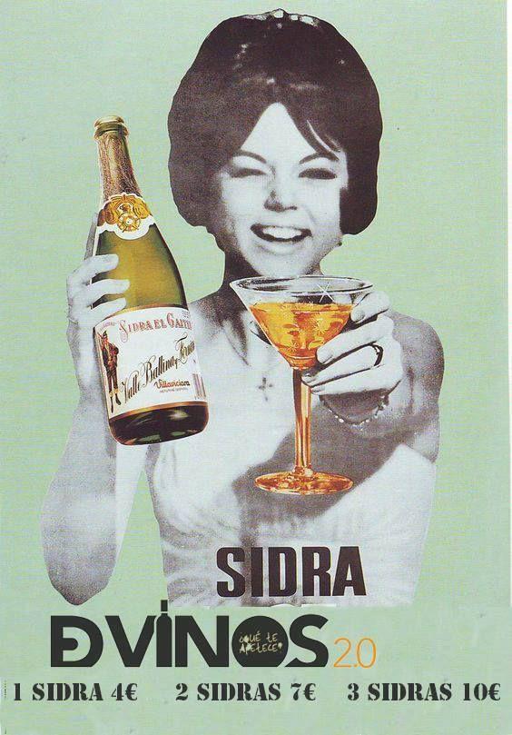 Bar de vinos, cervezas y sidras en Ávila