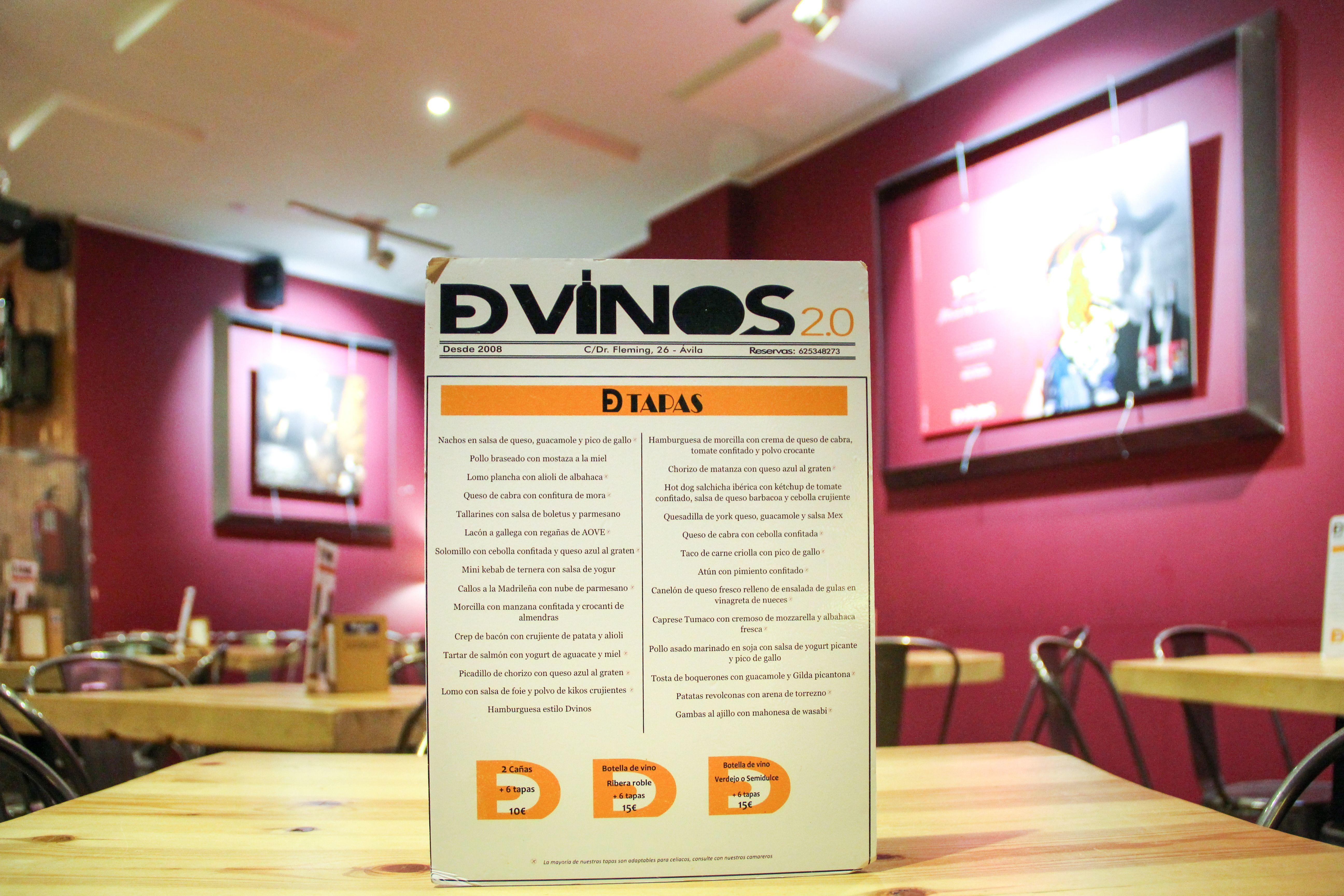 Foto 2 de Bar de tapas en  | Dvinos 2.0