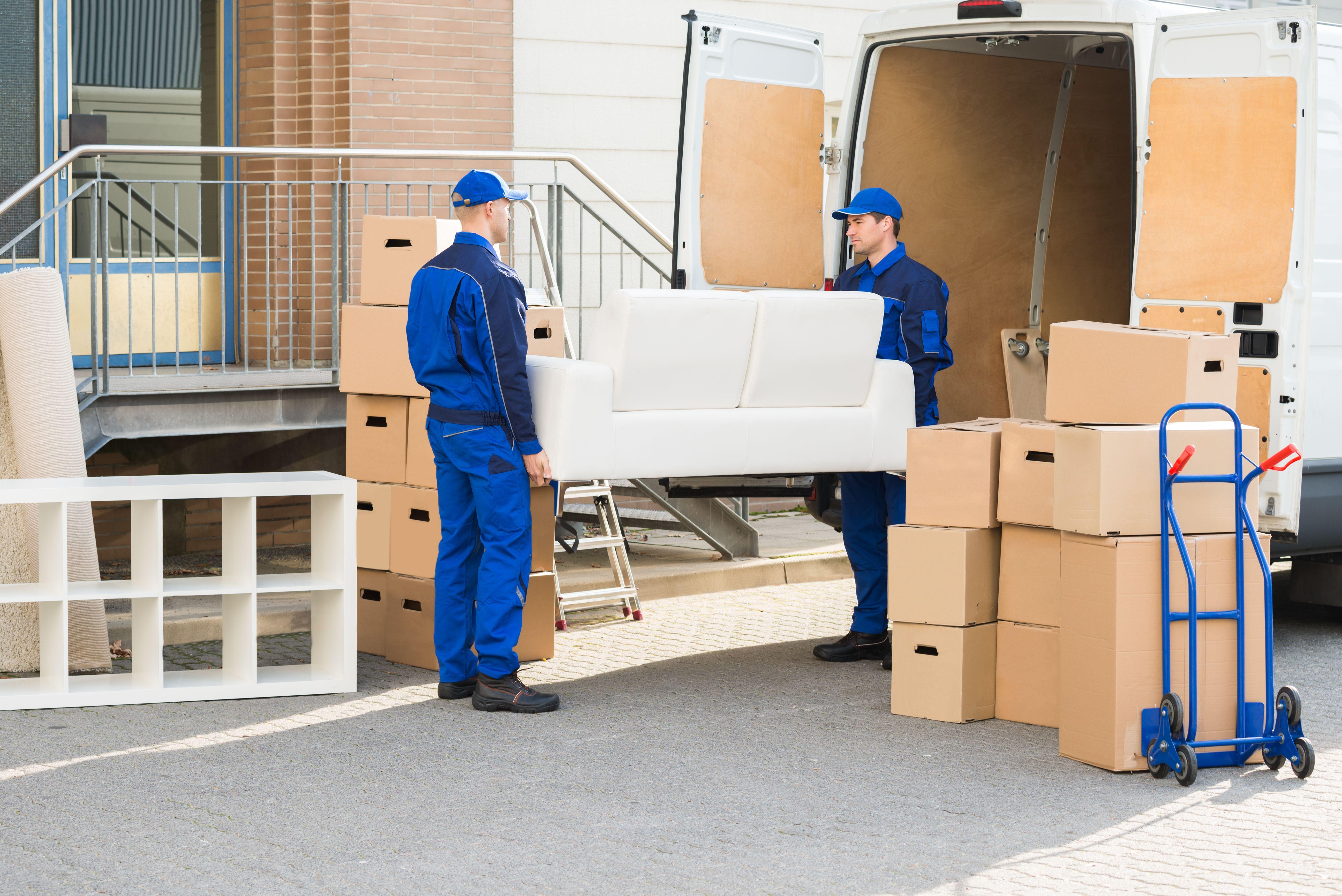 Montaje y desmontaje de muebles: Servicios de Transportes Europeos Servefran