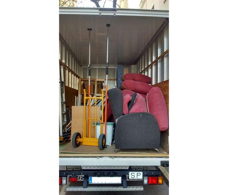 Servicio de montaje y desmontaje de muebles