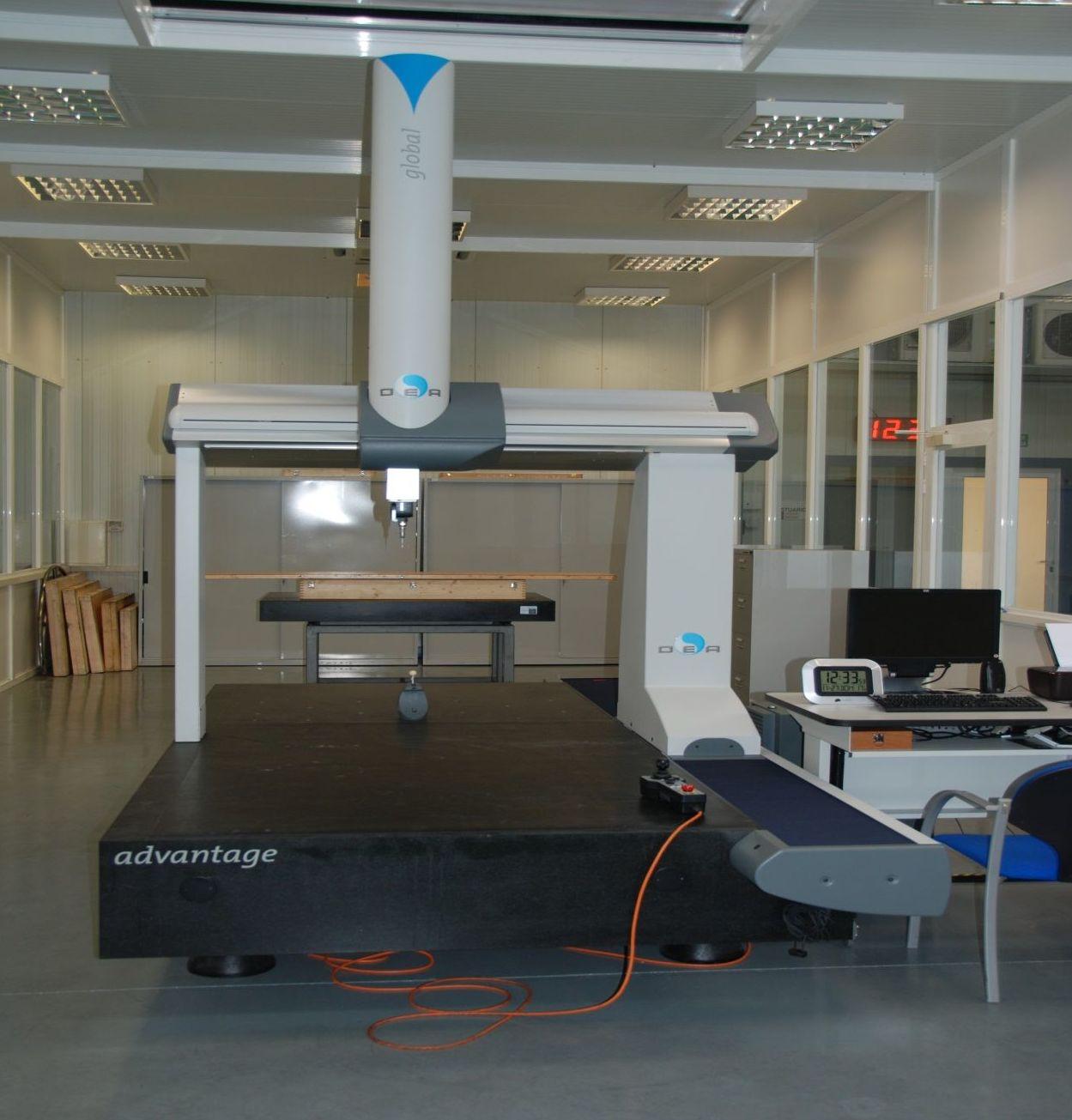 Tridimensional Dea Global Advantage 12.22.10 Hexagon: Maquinaria de Mecanizados Vemar 2011, S.L.