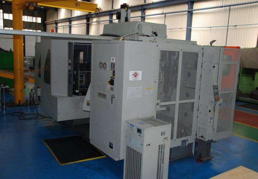 Centro mecanizado horizontal KH 63 G