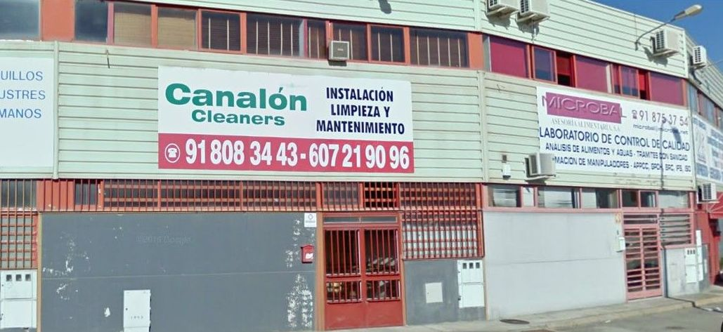 canalones en Getafe | Canalón Cleaners