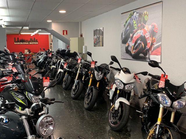 Motos de ocasión en Eixample, Barcelona