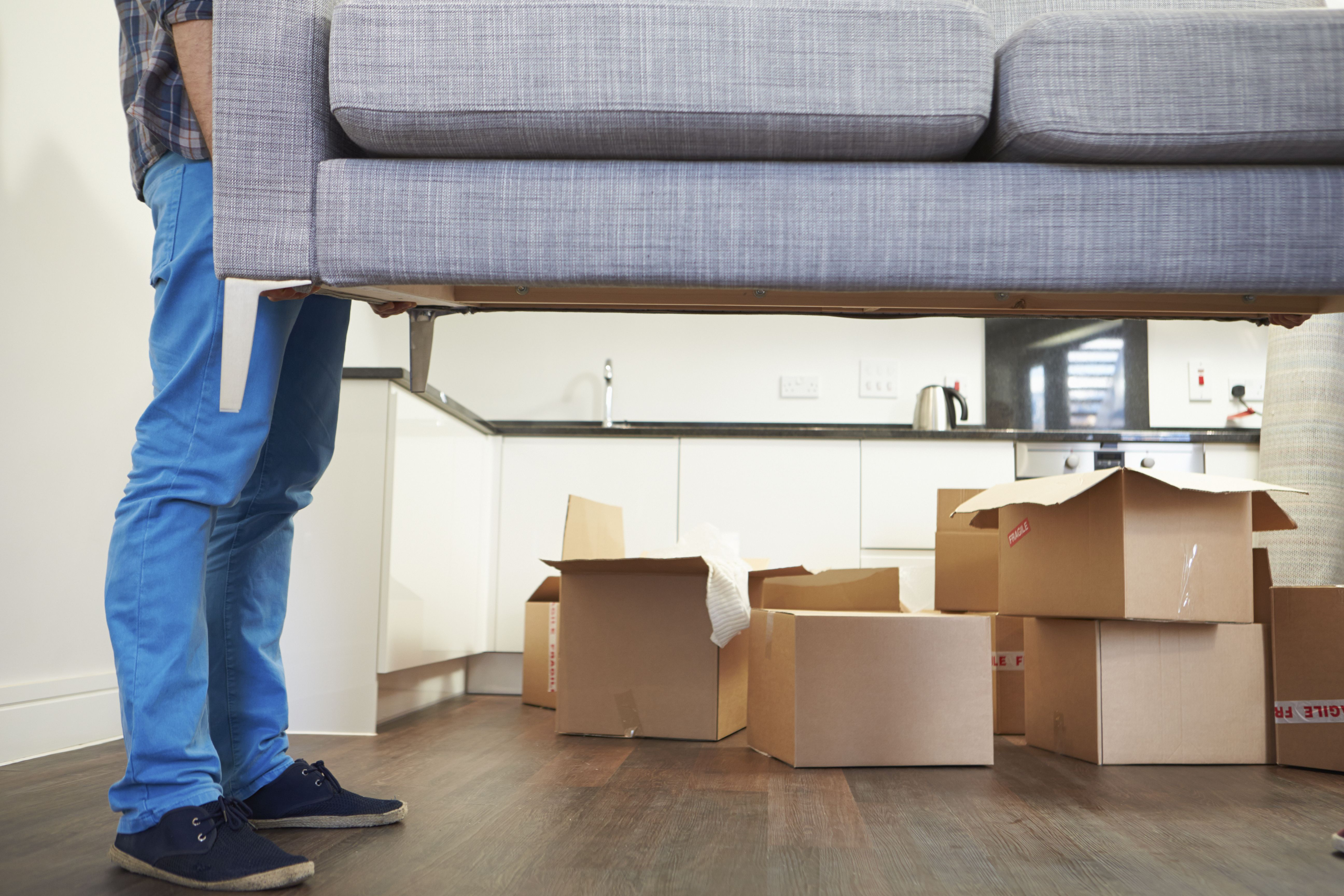 Embalado profesional de tus muebles