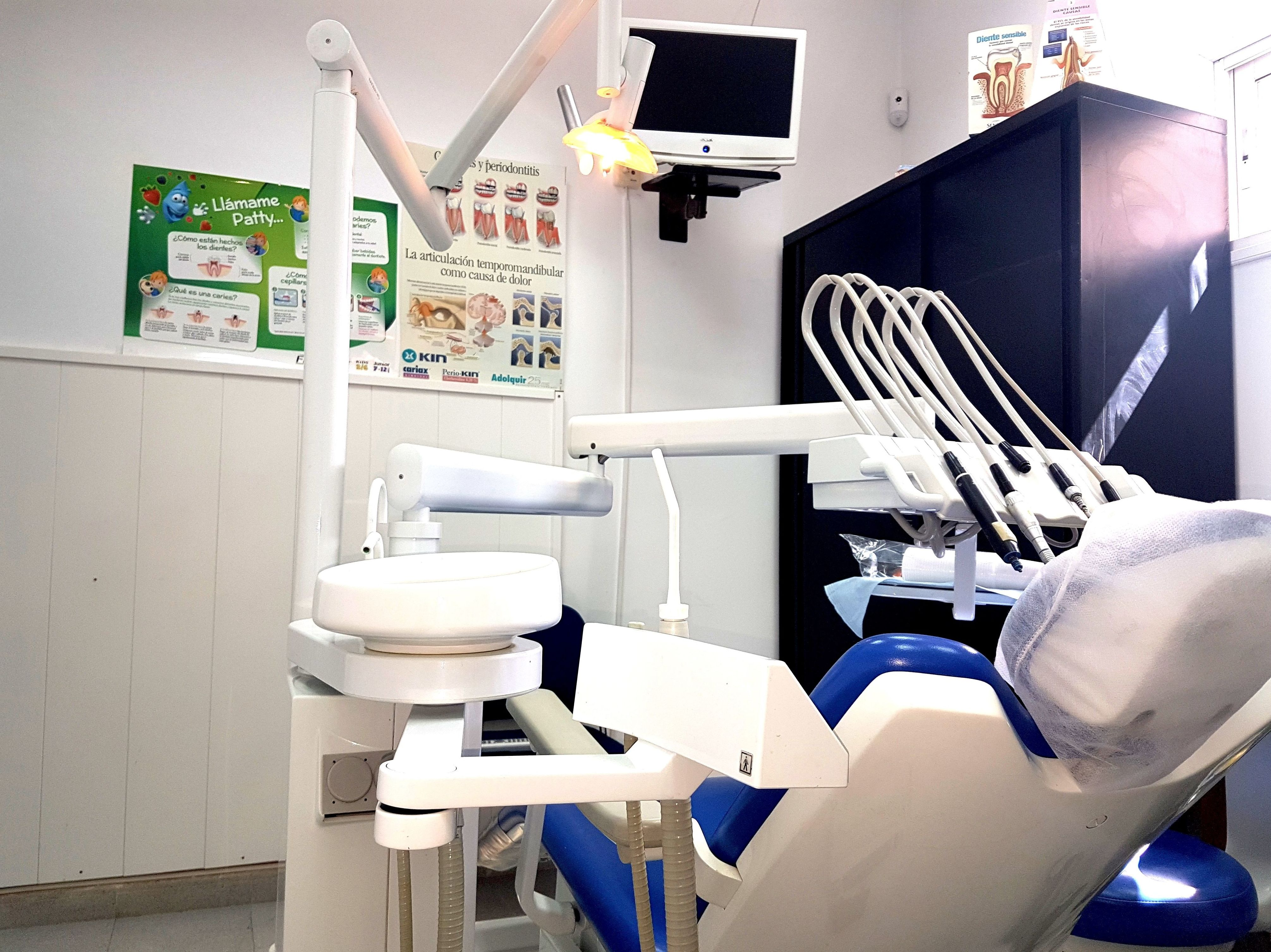 Clínica dental en Madrid