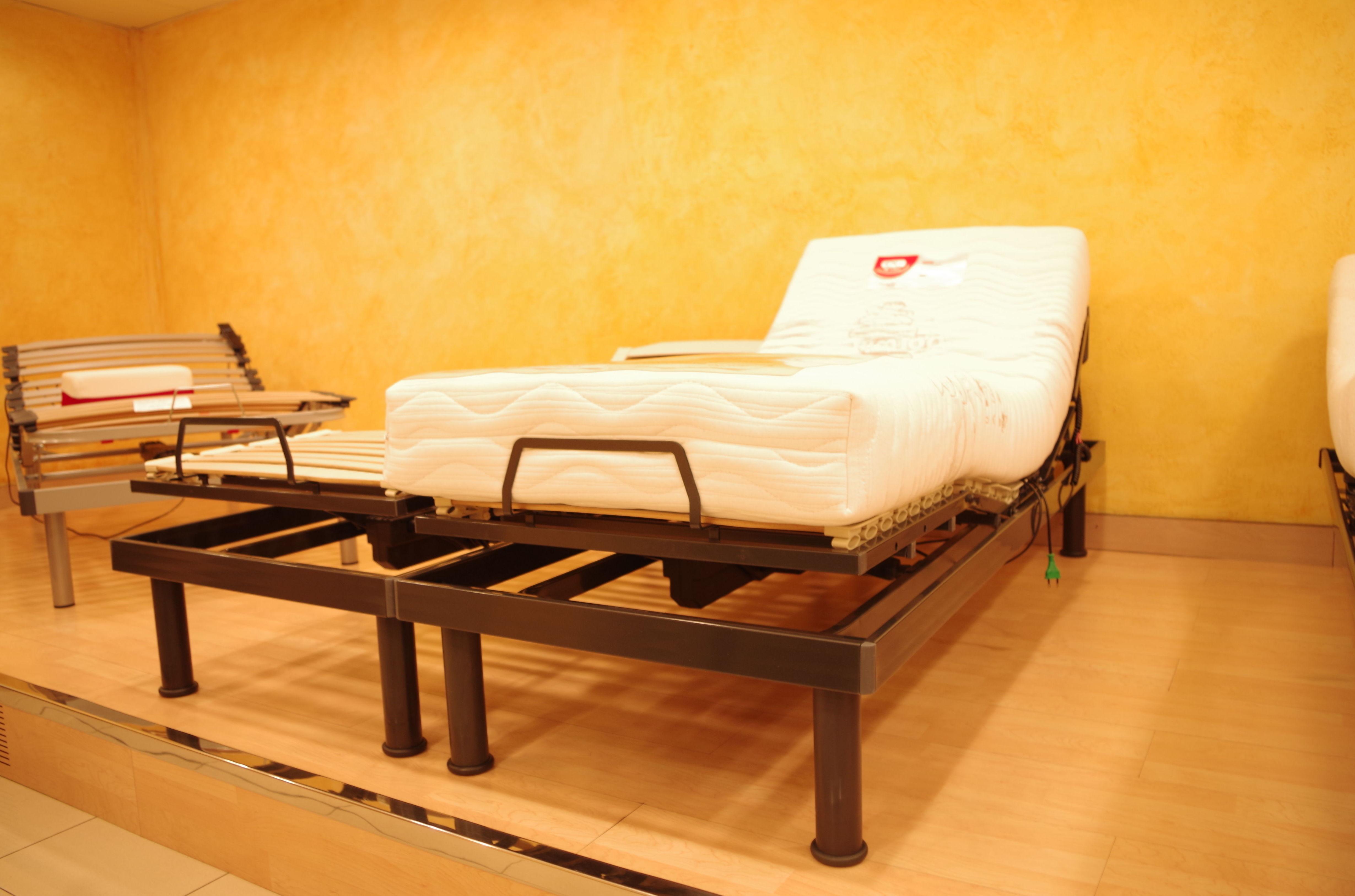 Colchones y camas articuladas en Santa Coloma de Gramenet
