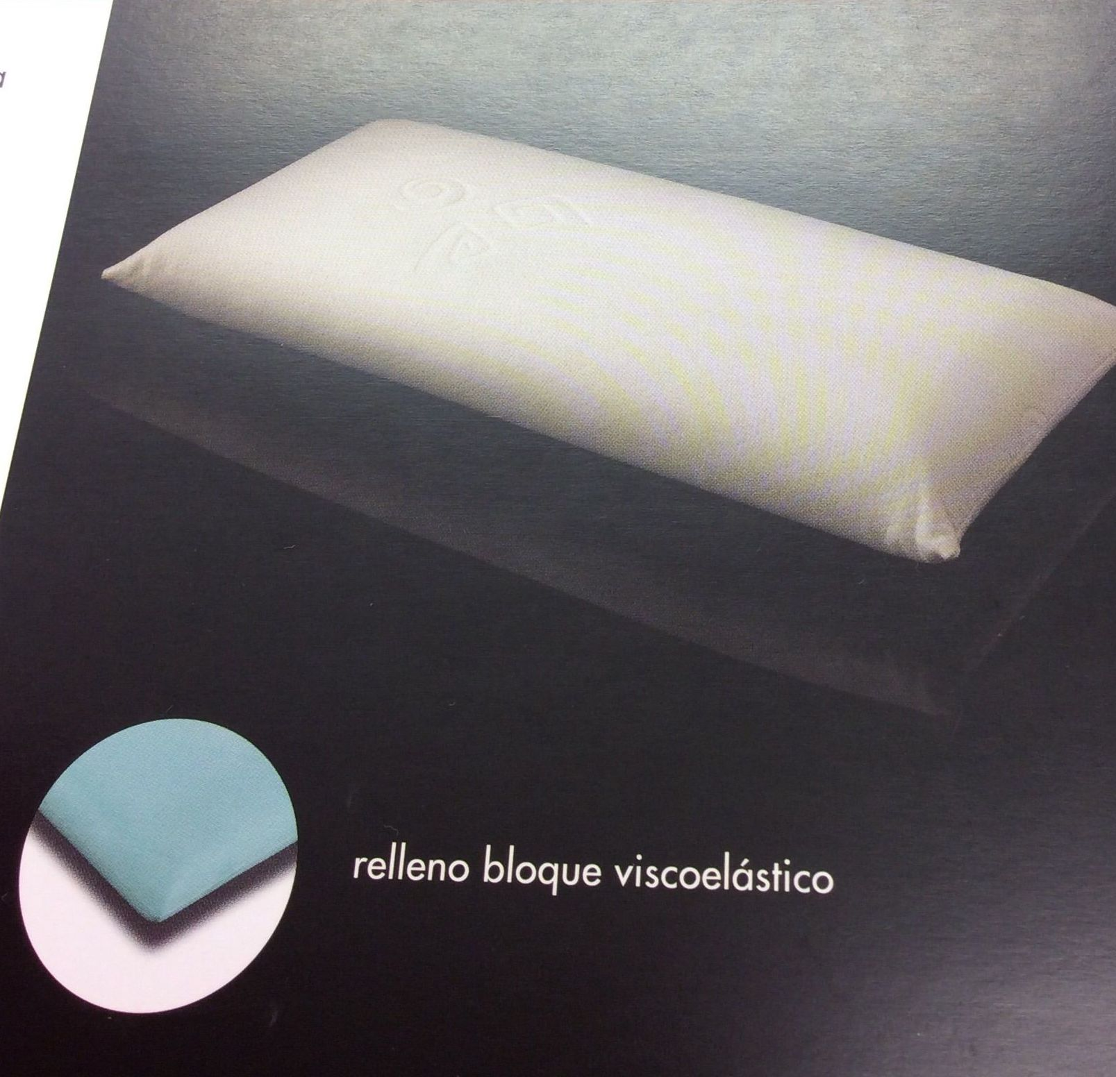 Almohada Nature Visco