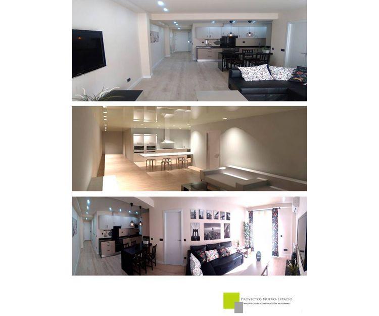 Reforma integral y decoración de vivienda en Paseo de Atocha