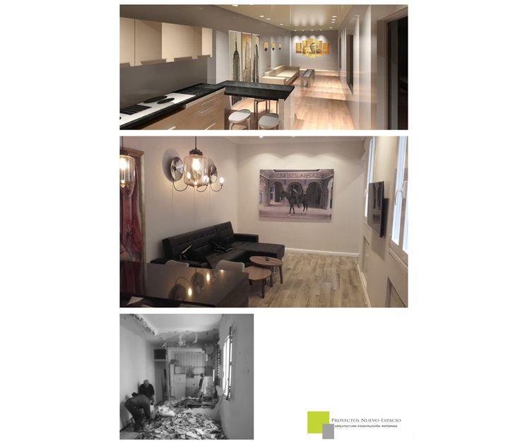 Reformas integrales de viviendas en Madrid