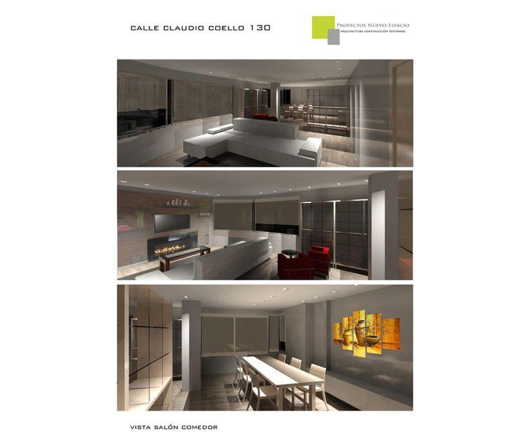 Proyectos de reformas de viviendas en Madrid