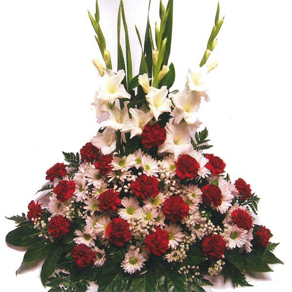 Arreglos florales funerarios Zaragoza