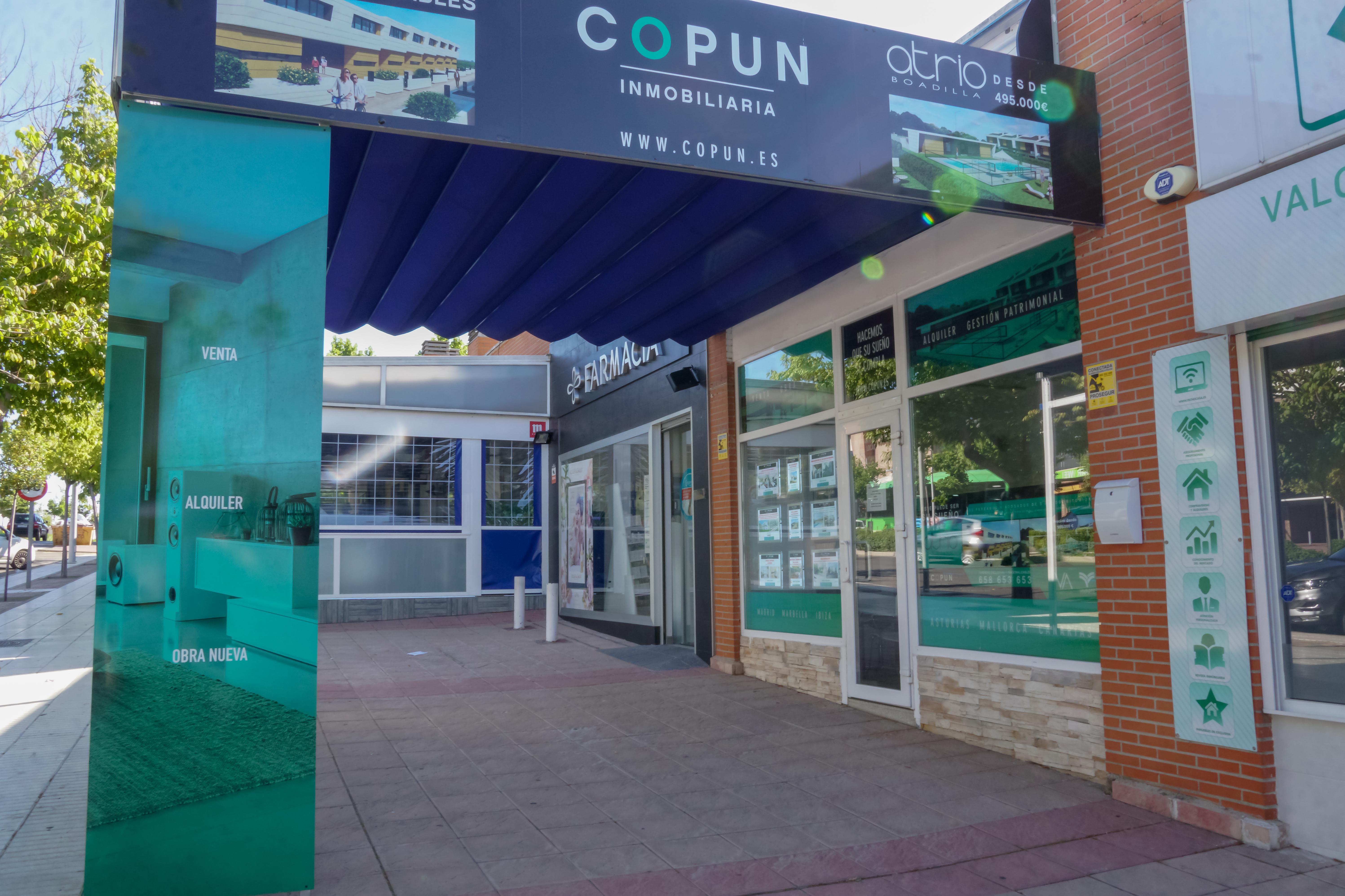 Venta y alquiler de locales en Madrid