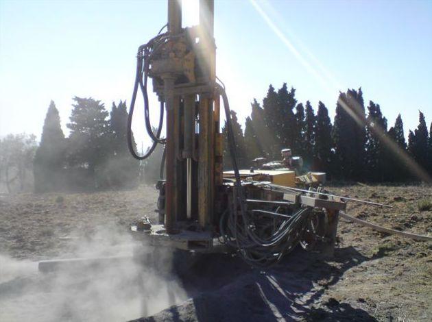 Perforacions Pla de I'Estany: geotermia, pozos de agua y perforaciones