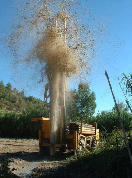 Foto 9 de Pozos y perforaciones en Banyoles | Perforacions Pla de I'Estany