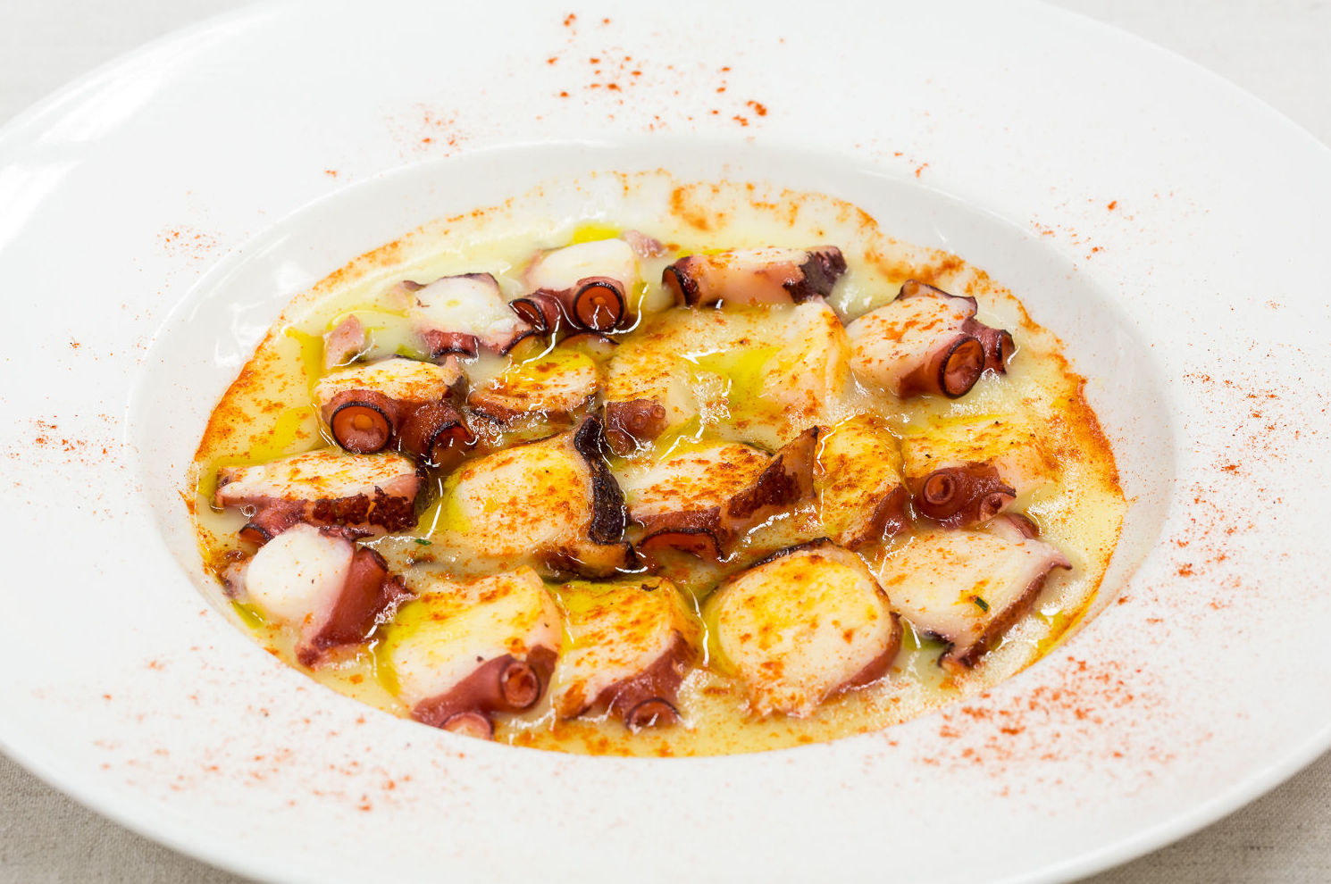 Foto 15 de Mediterranean cuisine en    Bolonia Restaurant
