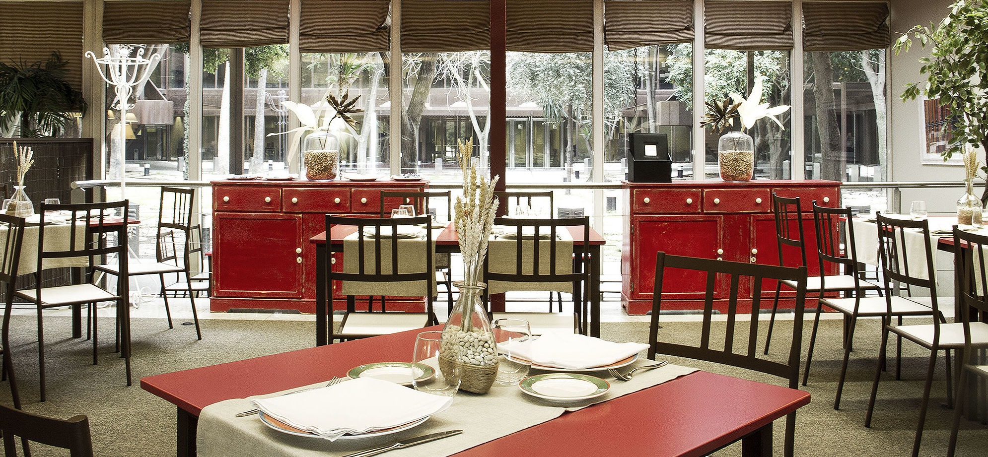 Business lunches Sevilla
