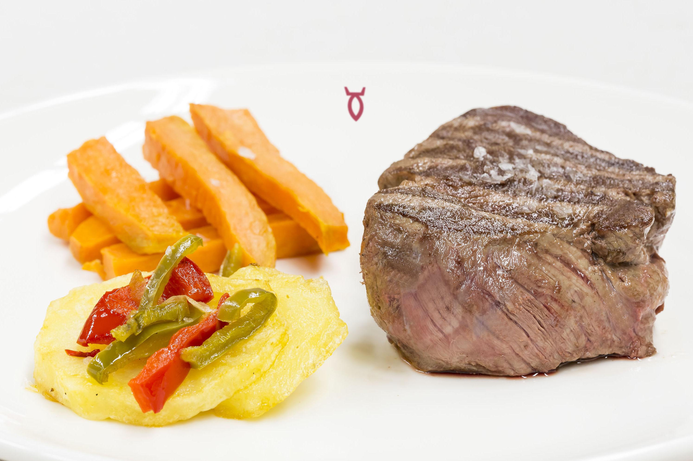 Retinto meat Seville