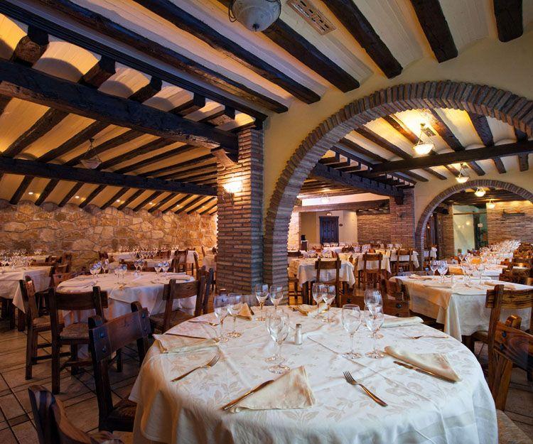 Restaurante en la Rioja