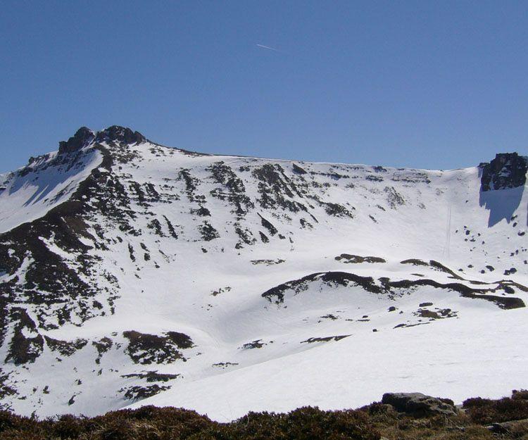 La nieve en nuestro paisaje