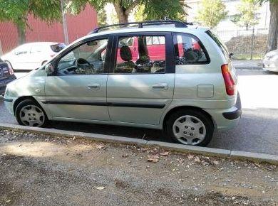 Hunday matrix 1.5 pequeño gran coche
