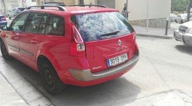 Renault Megane G.Tour 1.9 DCI Confort Expression