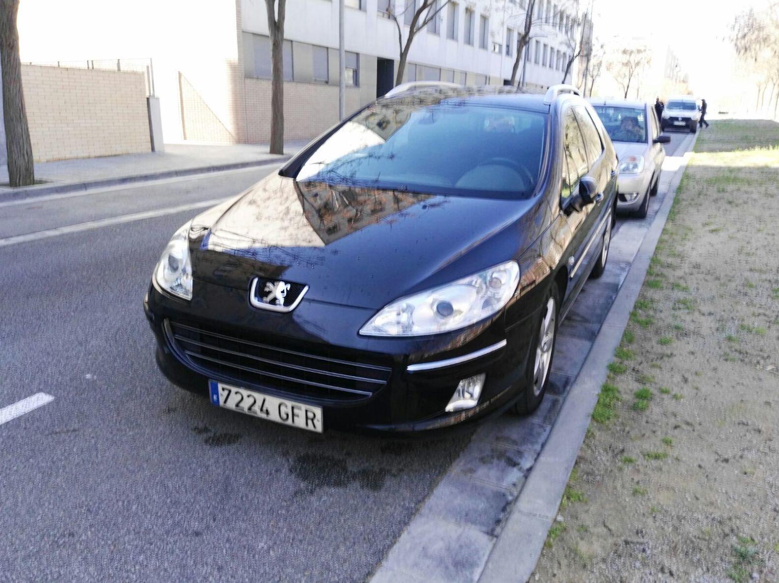 Peugeot 407 Ranchera