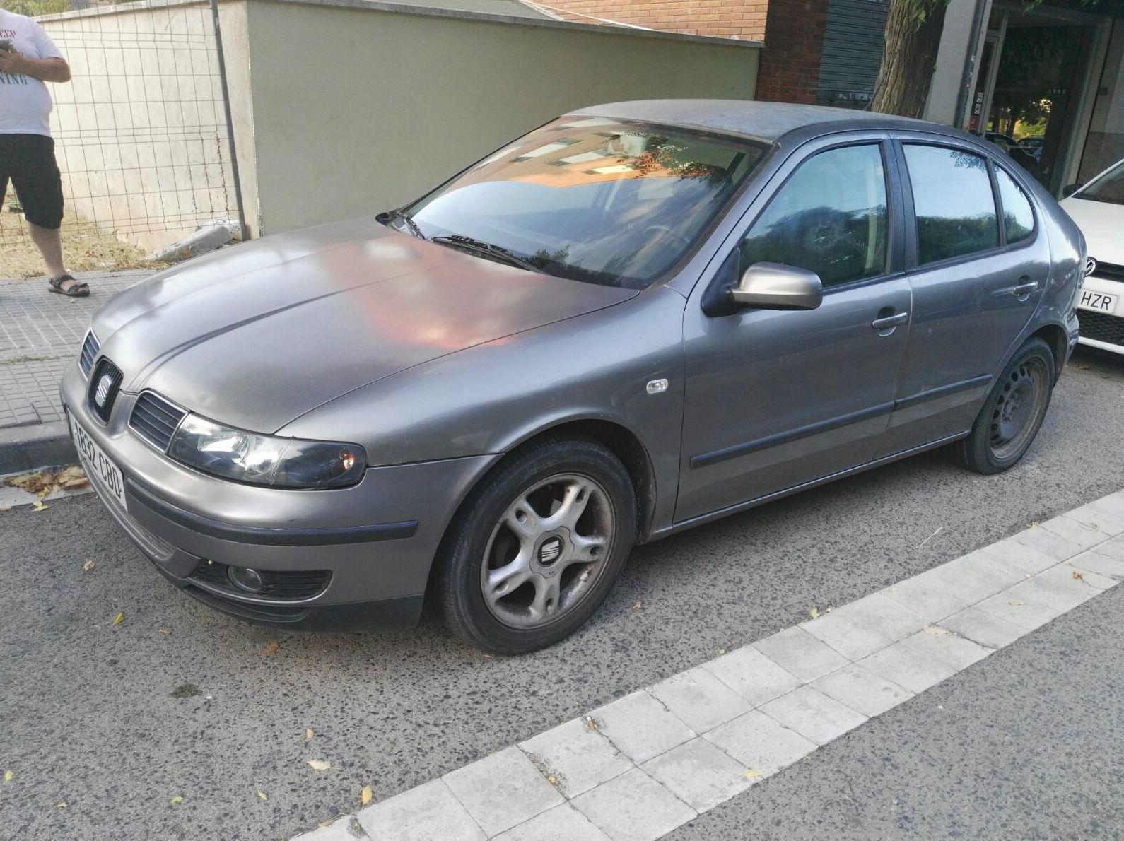 Seat Leon 1.6 gasolina