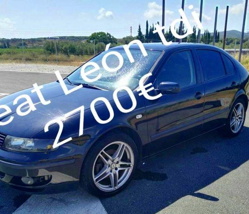 Seat León  1900TDI 110cv