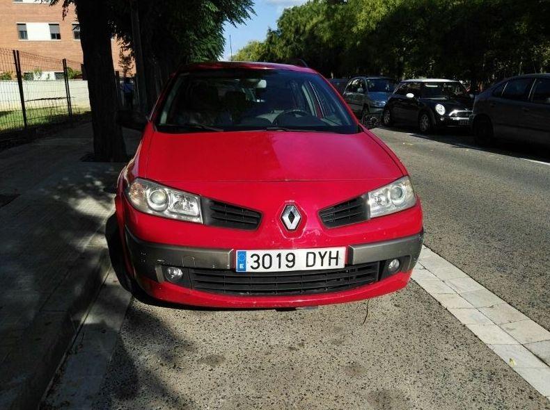 Renault grand Megane 1900hdi