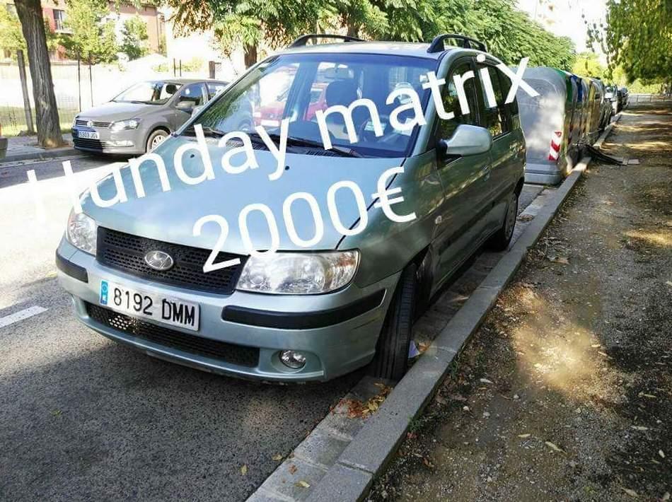 Hundai Matrix 1.5 diesel