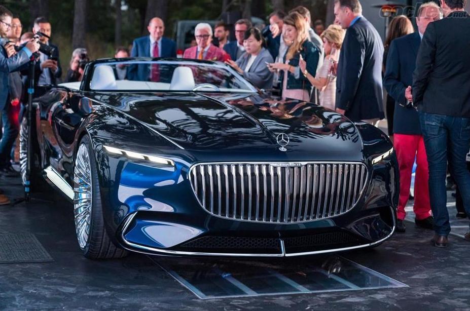 Mercedes Cabriolett