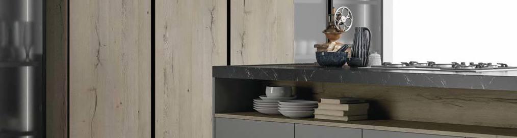 ASPEN: Colecciones de Área Estudio Cocinas