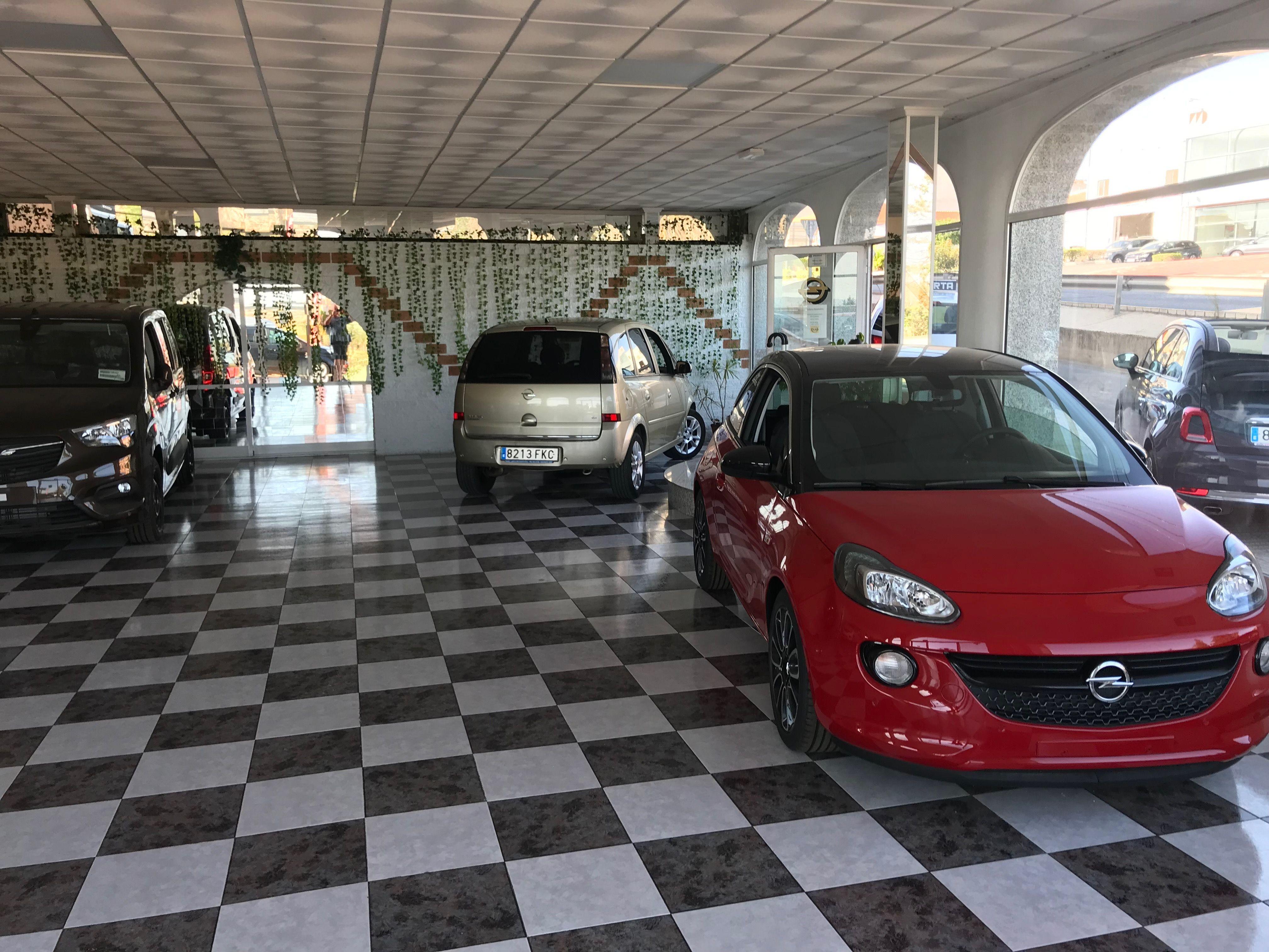 Vehículos de ocasión Alicante