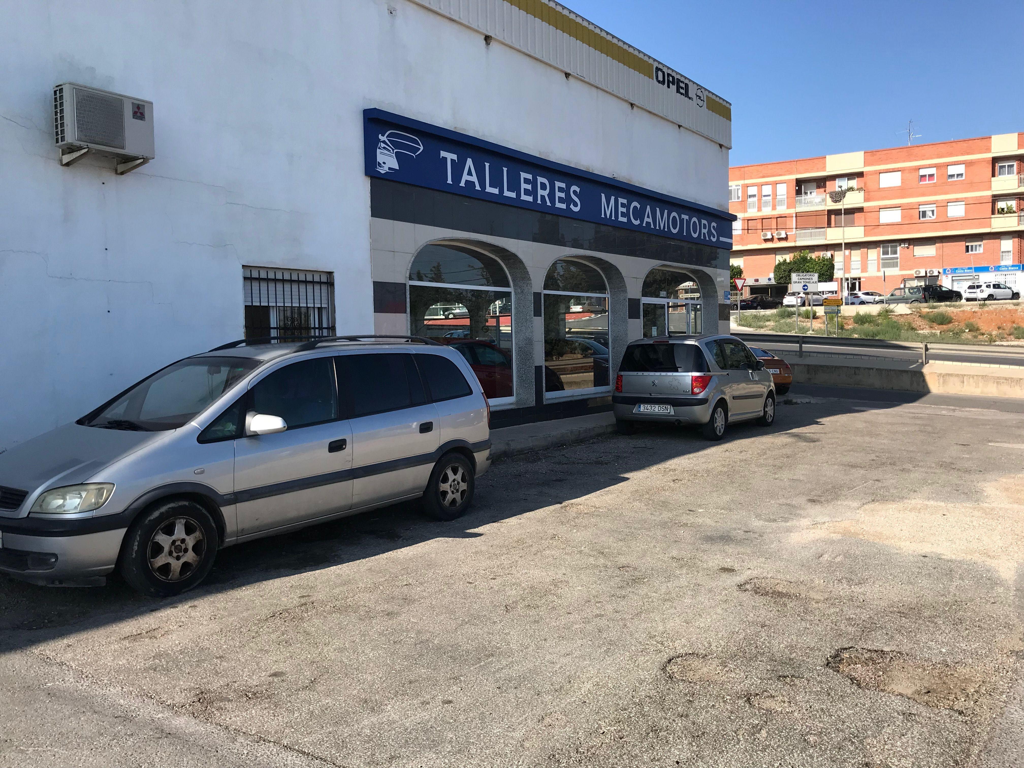 Reparación de coches Alicante